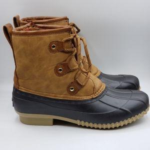 Tommy Hilfiger Reanna Duck/rain boots Size 8M